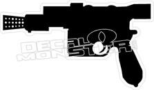 Star Wars21 Star Wars Blaster Decal Sticker