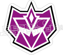 Decepticon New Decal Sticker