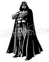 Darth Vader 7 Decal Sticker