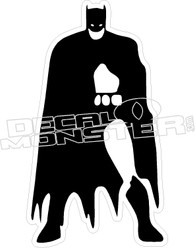 Batman 6 Decal Sticker