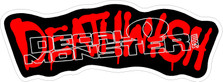 Deathwish Decal Sticker