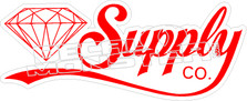 Diamond Supply Co Decal Sticker
