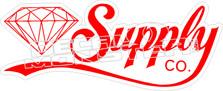 Diamond Supply Co Decal Sticker