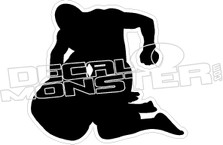 UFC Fighters Decal Sticker b