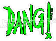 Dangl Billabong Decal Sticker