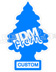 JDM Fresh Custom Decal Sticker