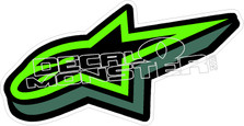 Alpine Star 14 Decal Sticker