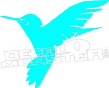 Hummingbird 52 Decal Sticker