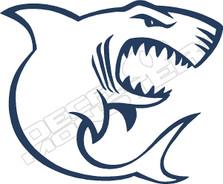Shark 52 Decal Sticker