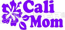 Cali Mom Decal Sticker