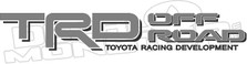 TRD Off Road 51 Decal Sticker