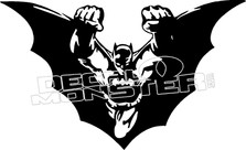 Batman Laptop 52 Decal Sticker