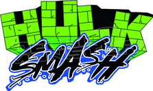 Hulk Smash 51 Decal Sticker