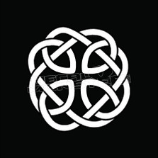 Celtic Knot 51 Decal Sticker