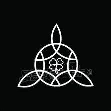 Celtic Knot 53 Decal Sticker
