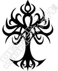 Tree Of Life Decal Sticker