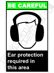 Be Careful - ear protection required 2