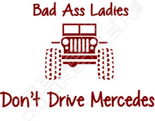 Bad Ass Drive Mercedes