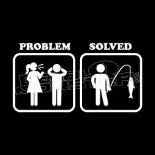 Problen Solved Fishing
