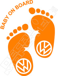 VW Baby On Board