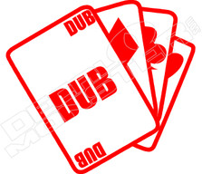 Dub Playing Cards