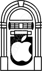 Jukebox Apple Laptop