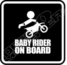 Baby Rider On Board 61