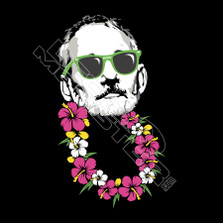 Bill Murray Hawaiian Lei