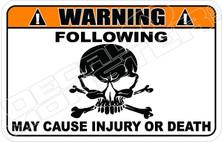 Following Injury or Death