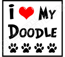 I Heart My Doodle