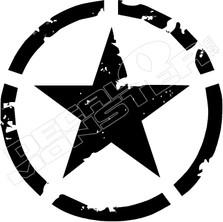 Army Star Jeep