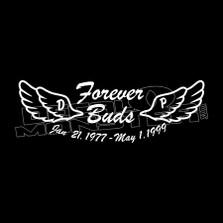 Forever Buds Memorial Wings
