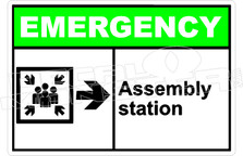 Emergency 003H - assembly station right
