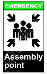 Emergency 001V - assembly point