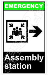 Emergency 003V - assembly station right