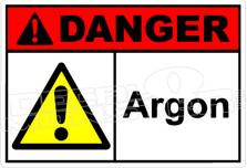 Danger 023H - argon