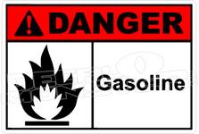 Danger 117H - gasoline