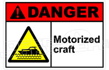 Danger 225H - motorized craft