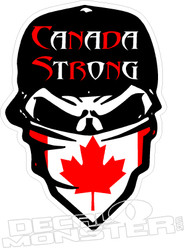 Canada Fort Mac Strong Alberta Outlaw2  McMurray 2016 Fire Decal Sticker