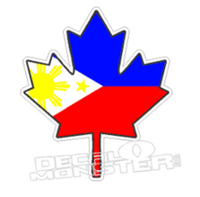 Philippines Canadian Leaf