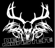 Hunter Fisher Deer Skull Terminator