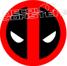 Deadpool 2 Decal Sticker