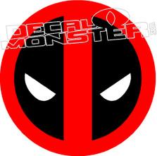 Deadpool 2 Decal Sticker