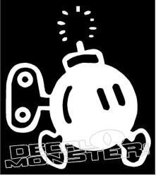 Bomb 1 JDM Decal Sticker