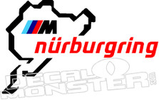 Nurburgring Performance 2 Decal Sticker
