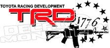 TRD 1776 Edition Decal Sticker