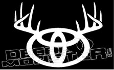 Toyota Deer Rack Decal Sticker