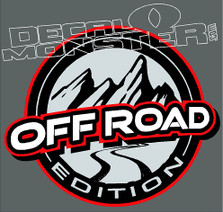 Off Road Edition Decal Sticker