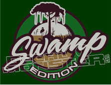 Swamp Edition Decal Sticker