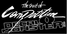 The Spirit of Competition Decal Sticker